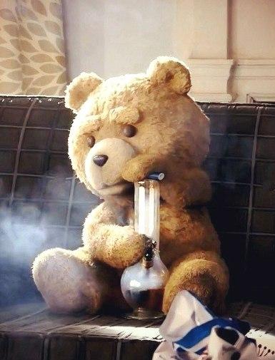 Фото на аву медвежонок
