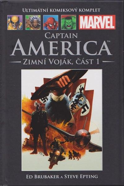 Marvel Коллекция Комиксов №8 - Первый Мститель: Другая война. Книга 1