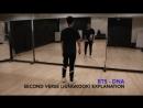 Eclipse BTS 방탄소년단 DNA Full Dance Tutorial