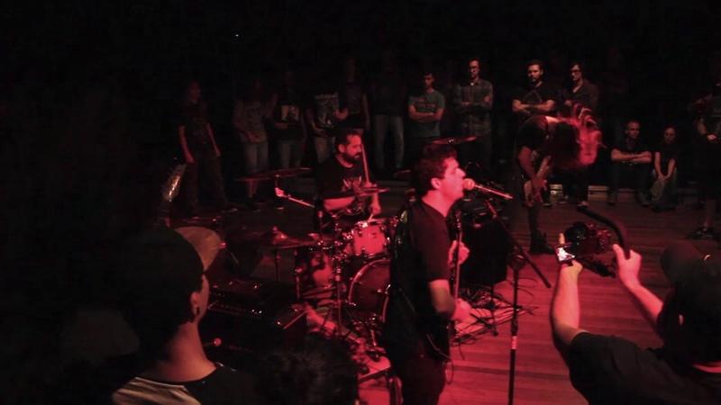 ORTHOSTAT - AMBAXTOI - LIVE AT SESC (01/04/2017)