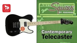 Телекастер для тяжелой музыки Fender Squier Contemporary Telecaster HH