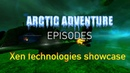 HL2 Arctic Adventure: Обновлённый движок и локации