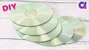 Genius way to reuse old cd old cd craft ideas Best out of waste Artkala