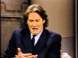 01-04-1989 Letterman Marv Albert, Kevin Kline