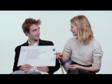 WIRED Robert Pattinson &amp Mia Wasikowska Answer the Web's Most Searched Questions