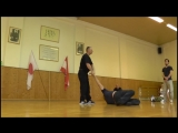 Solovyev Systema Russian Martial Art - Bayonet fighting fencing closed eyes strikes and protection