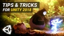 Unity 2018: TIPS TRICKS for Learning! — Top 5