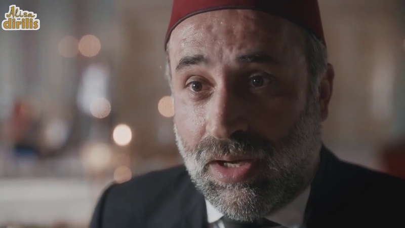 Права на престол Абдулхамид. Сильнейший момент. 56 серия