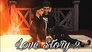 The Sims 4 Любовная история Салли и Тайлера Love story 2