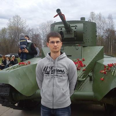 Борисмэн Ивуц, 16 мая 1991, Санкт-Петербург, id1358331