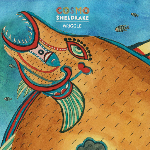 Cosmo Sheldrake альбом Wriggle (Edit)