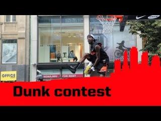 Dunk Contest - 2014 FIBA 3x3 World Tour - Prague Masters