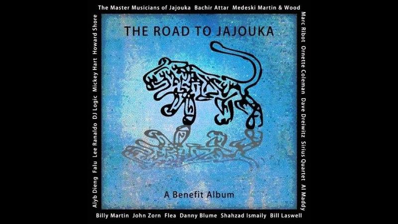 Master Musicians of Jajouka Djebala Hills