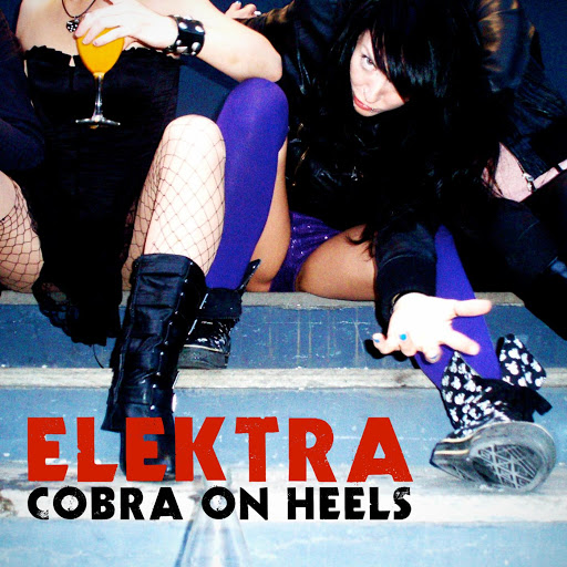 ELEKTRA альбом Cobra on Heels