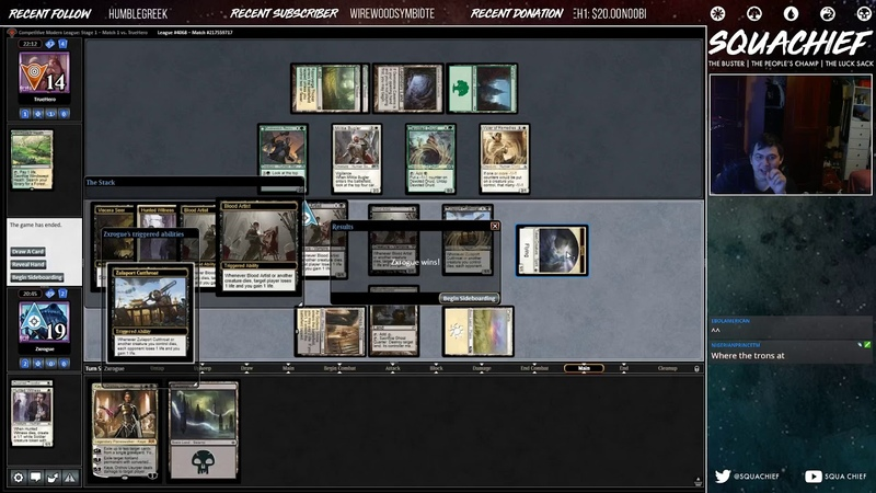 ARISTOCRATS IN MODERN! DONATION LEAGUE