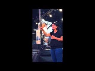 Demi Lovato's speech at the Pride Rally 6/27/14