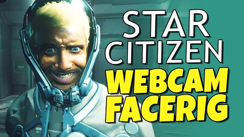 Star Citizen - FOIP Face Tracking - Space Shopping