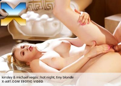 Hot Night Tiny Blonde