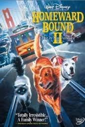 Den otroliga vandringen 2 (1997)