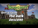 The Dark Descent Wynncraft Quest Guide Remade
