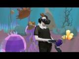 """📺""""SPORE В ВИРТУАЛЬНОЙ РЕАЛЬНОСТИ؟"""" Evolution VR летсплей Dakota Nova"""