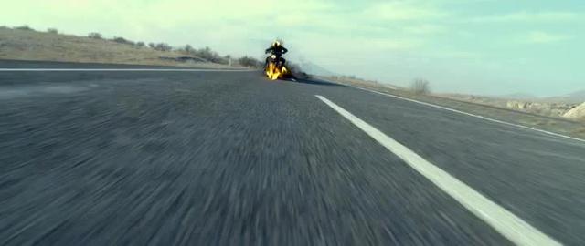 Ghost rider-2 create by demothreen · coub, коуб