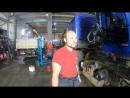 Адаптация бункера с гидроманипулятором МАЙМАН MM 90S на автомобиль мультилифт Shaanxi