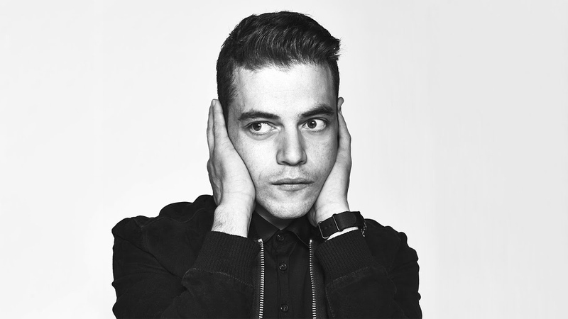 Mr. Robot's Rami Malek says Season 2 is only going to get harder