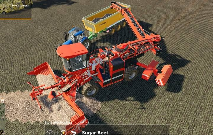 GRI: Grimme varitron 470 в Farming Simulator 2019