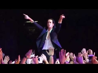 Nick Cave - The Weeping Song @ Stadium, Moscow 27.07.2018