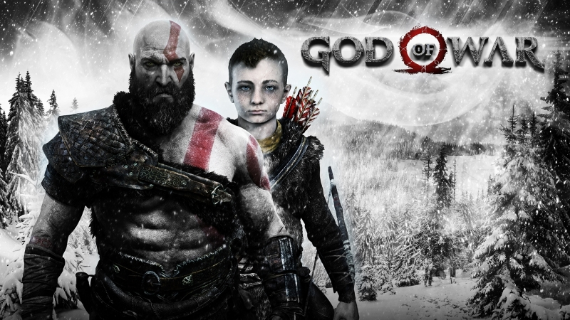 Gameplay God of War (Sony Interactive)