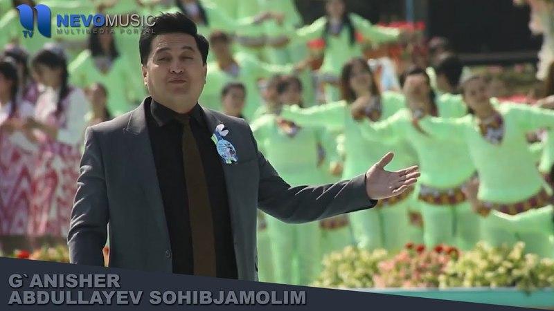 Ganisher Abdullayev - Sohibjamolim (Andijon Navzo`r 2018)