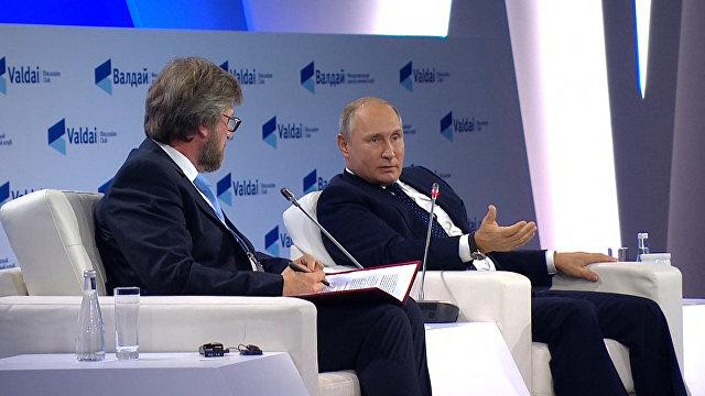 Агрессоры сдохнут, а мы попадем в рай — Путин об ответе на ядерный удар