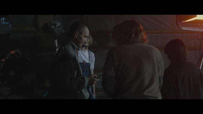 Backstage со съёмок клипа «YANIX» «FLESH» —Что ты с собой сделал