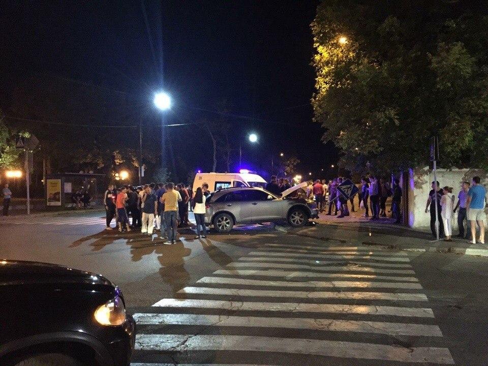 Иностранцы устроили беспорядки в Харькове (ФОТО)