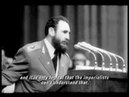 Fidel Castro Speech about Angola