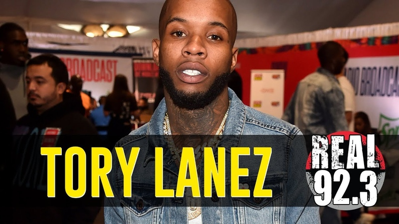 Tory Lanez Live From The BET Radio Room BET Weekend 2018