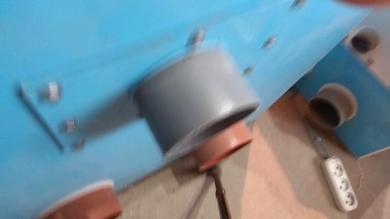 Барабанный фильтр 100 м3 ч