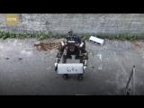 Робот-кентавр высотой 1,5 метра и весом 93 кг