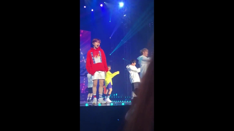 [Fancam][26.05.2018] The 2nd World Tour THE CONNECT in Seoul D-1 (unit KWM)