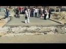 Война кварталов: активисты ЖК «Новая Охта» разрушили дорогу из Петербурга в ЖК «Новое Мурино»