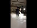 Танец молодых в облаках