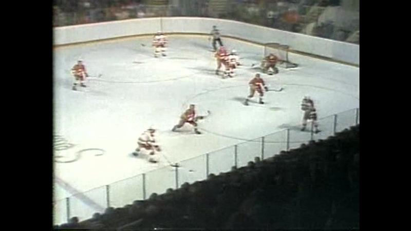 1983 - 03 Jan. Superseries 83 - Calgary Flames - USSR