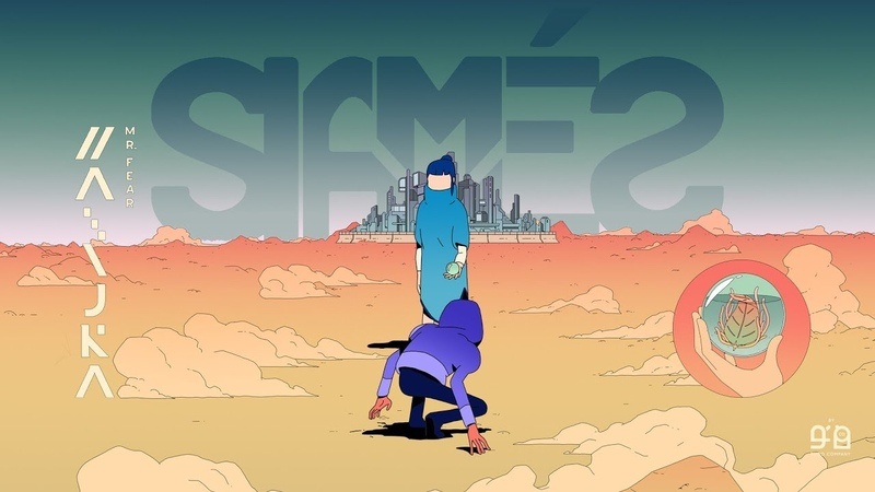 SIAMÉS Mr. FEAR [Official Animated Music Video]