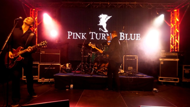 Pink Turns Blue - Your Master Is Calling / Michelle LIVE Meschede Am See