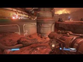 Прохождение DOOM 4 · 60 [FPS] — Часть 6: Ад на Марсе 2