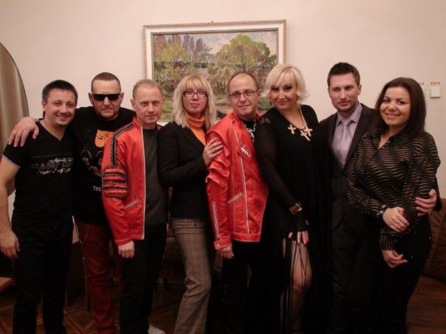 Пресс-конференция. Группа Фристайл (Житомир 24/11/2014)