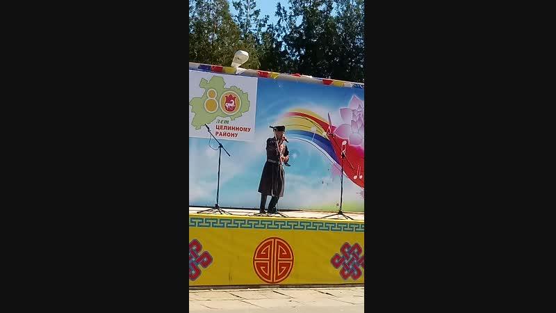 празднование 80-летнего юбилея Целинного района