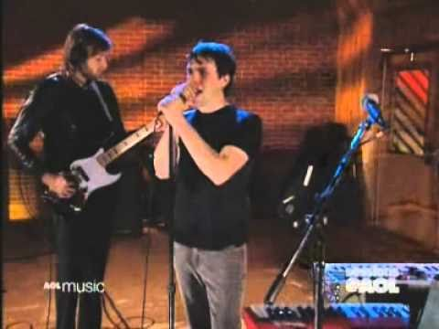 The Killers - Mr. Brightside (AOL Sessions 2004)