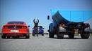 ЗиЛ 130М 2 0 который смог уделать тюнингованный Форд Мустанг Ford Mustang и Ниссан Скайлайн Nissan Skyline = =РР